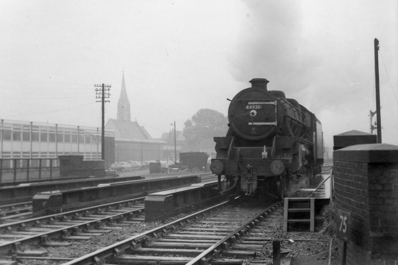 More Lincoln Steam
