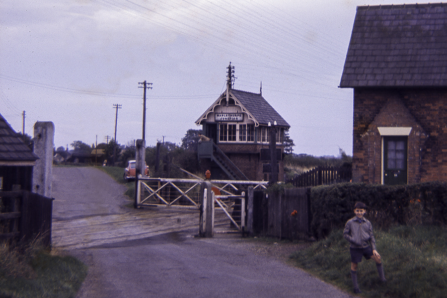 1960s photos of wood lane stewton lane railway louth