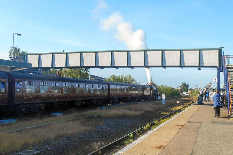 Scarborough Steam Special